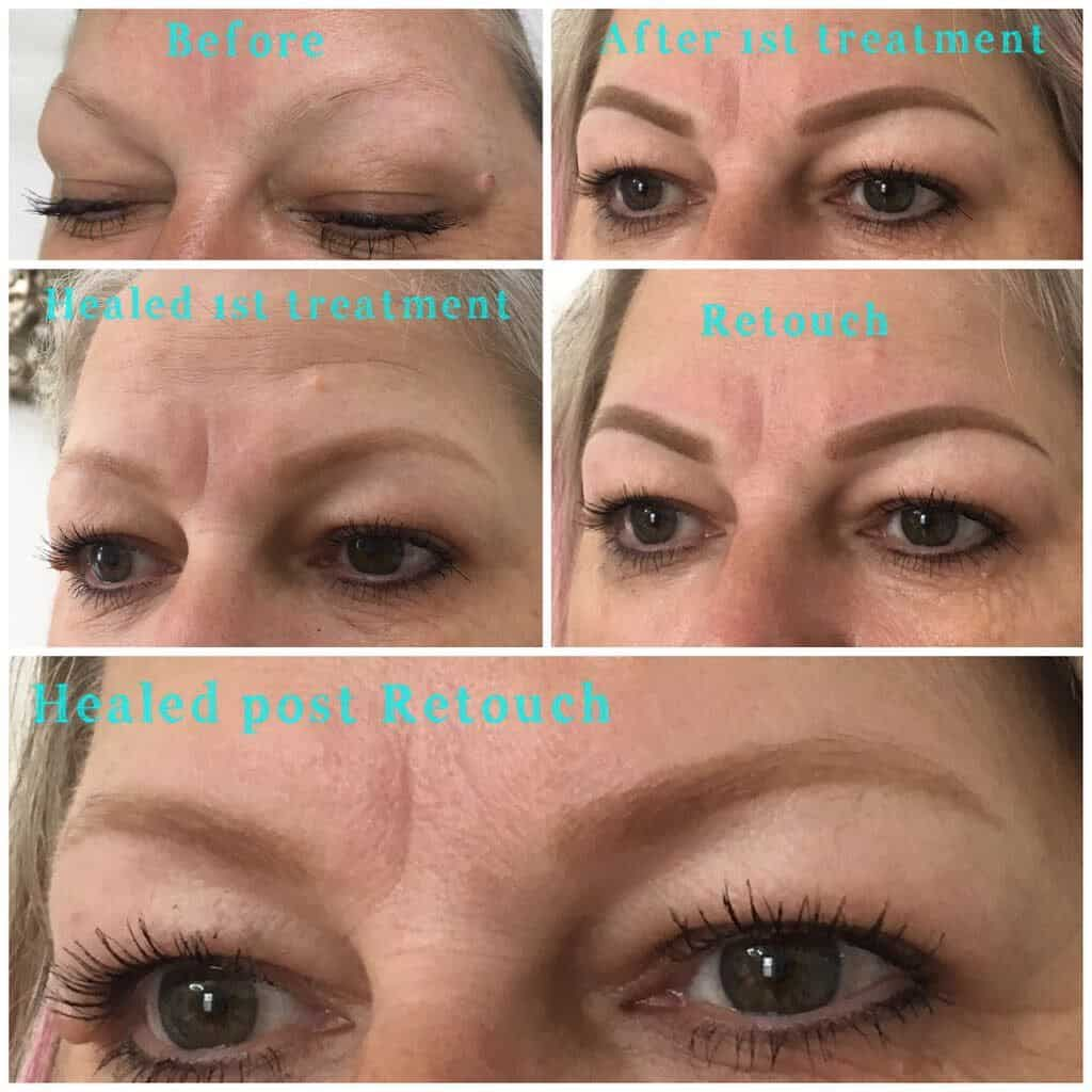 A New Way To Have Semi-Permanent Makeup