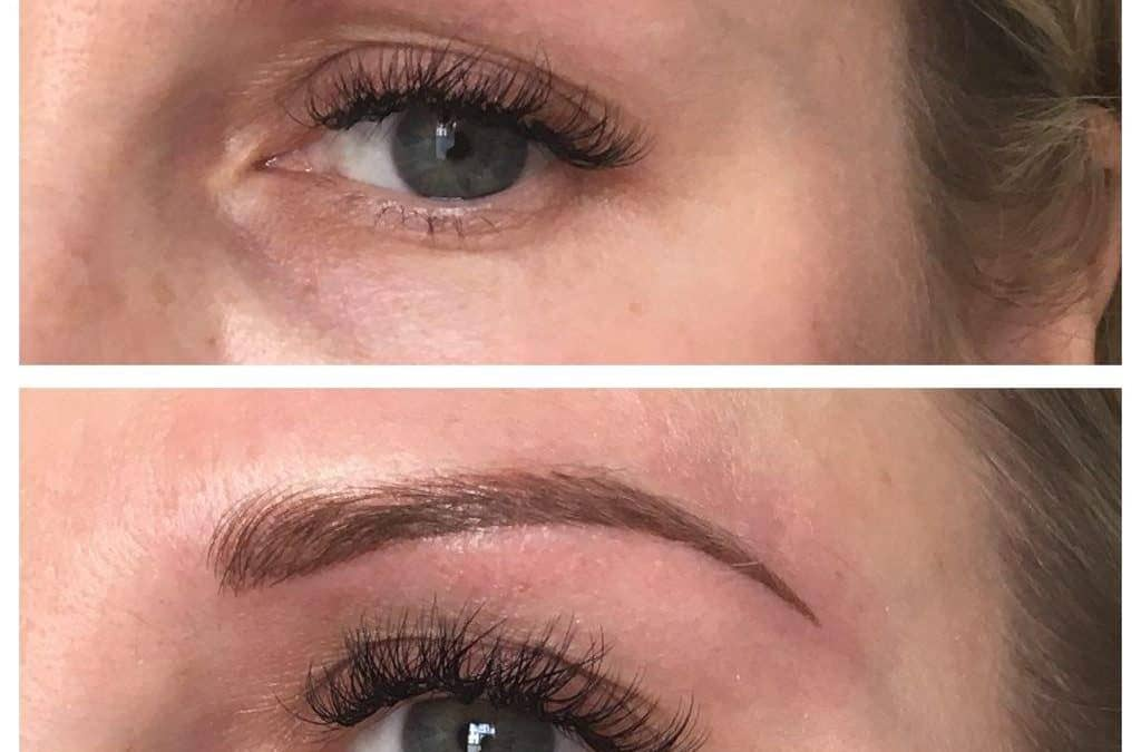 Introducing the new SR Brows by Rae Denman
